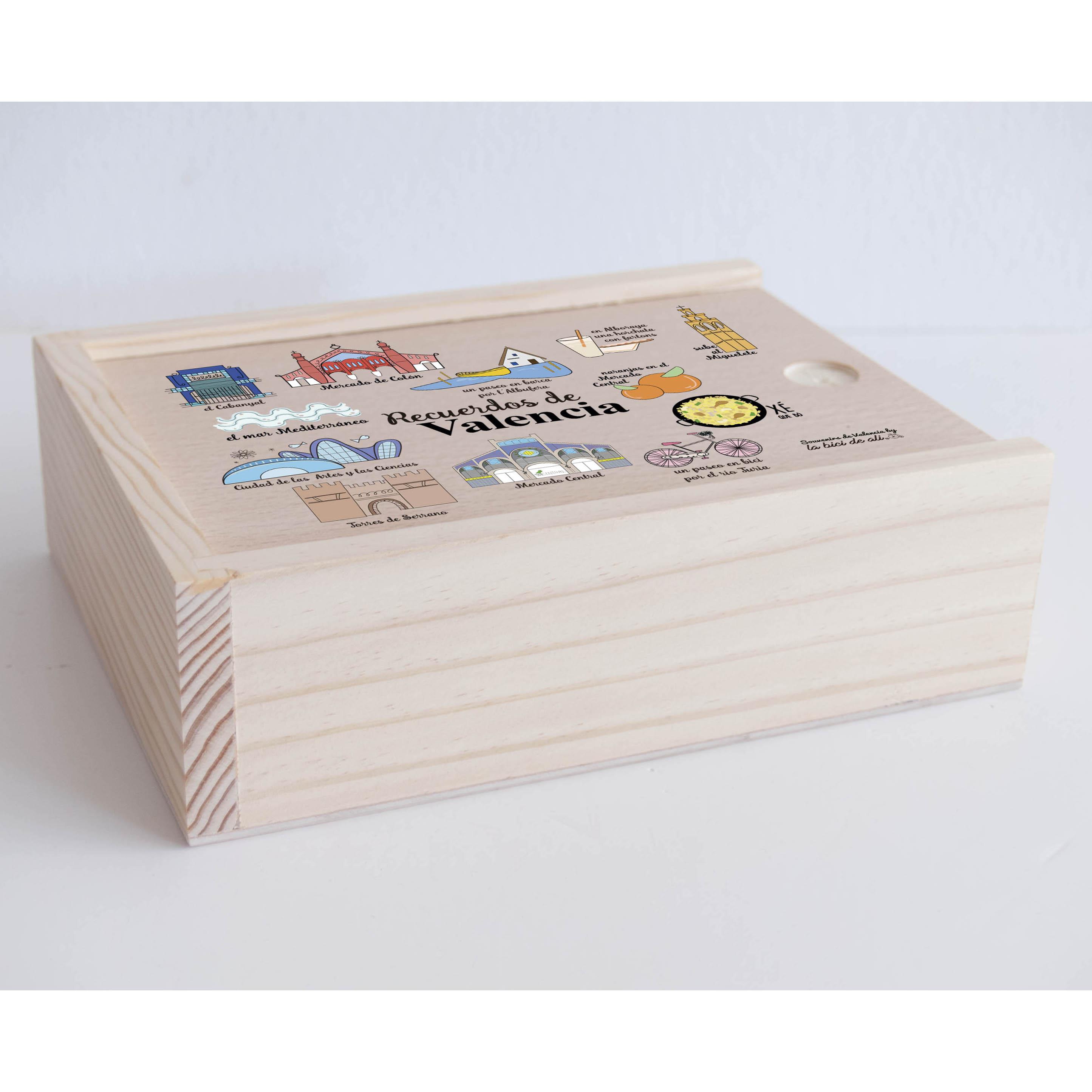 Caja recuerdos